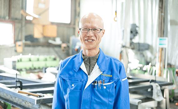 産業用ロボットの企画・設計・製造 アイズロボ株式会社 スタッフ