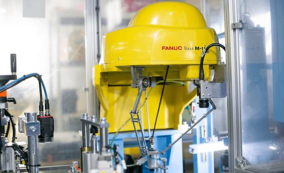 産業用ロボットの企画・設計・製造 アイズロボ株式会社 テスト・実験