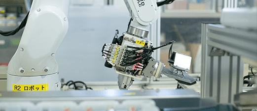 産業用ロボットの企画・設計・製造 アイズロボ株式会社 完全オリジナルのロボットシステムが可能