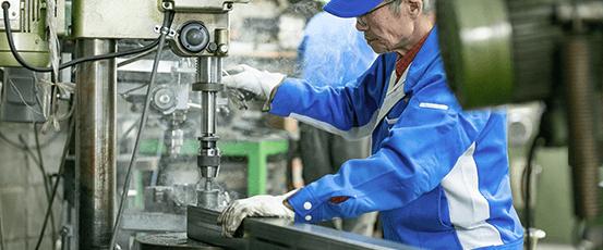 産業用ロボットの企画・設計・製造 アイズロボ株式会社 FLOW