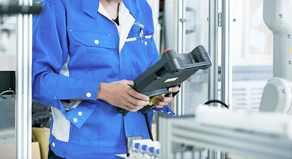 産業用ロボットの企画・設計・製造 アイズロボ株式会社 操作説明